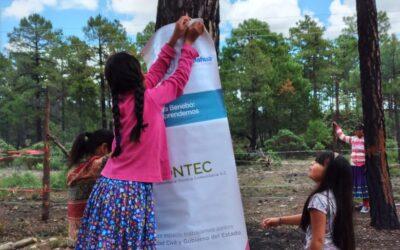 Taller para mujeres de la comunidad de Repechique