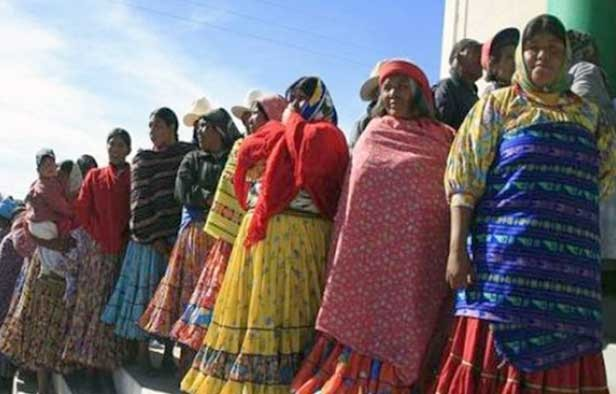 Ni con 100 cruzadas resolverán el hambre tarahumara, advierten
